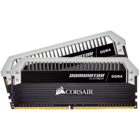 Модуль памяти Corsair Dominator Platinum 16GB (2x8) DDR4 3000MHz (CMD16GX4M2B3000C15)