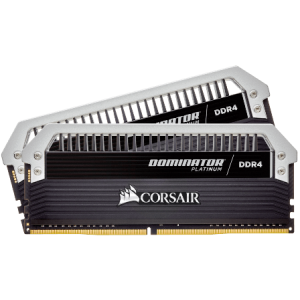 Модуль памяти Corsair Dominator Platinum 32GB (2x16) DDR4 3000MHz (CMD32GX4M2B3000C15)