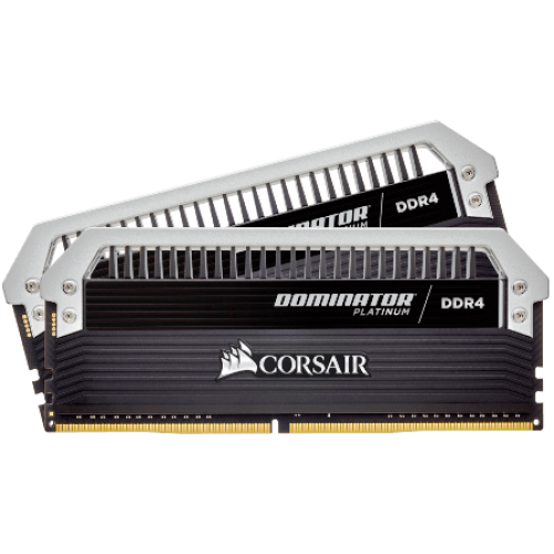 Модуль памяти Corsair Dominator Platinum 16GB (2x8) DDR4 3200MHz (CMD16GX4M2B3200C16)
