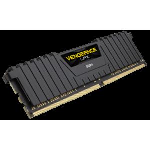 Модуль памяти Corsair Vengeance LPX 8GB (1x8) DDR4 2400MHz (CMK8GX4M1A2400C16)