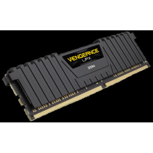 Модуль памяти Corsair Vengeance LPX 16GB (1x16) DDR4 3000MHz (CMK16GX4M1D3000C16)