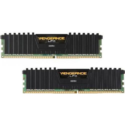 Модуль памяти Corsair Vengeance LPX 16GB (2x8) DDR4 3000MHz (CMK16GX4M2L3000C15)