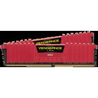 Модуль памяти Corsair Vengeance LPX 16GB (2x8) DDR4 2400MHz (CMK16GX4M2A2400C16R)