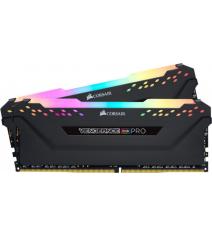 Модуль памяти Corsair Vengeance RGB PRO 64GB (2x32) DDR4 3200MHz (CMW64GX4M2E3200C16)