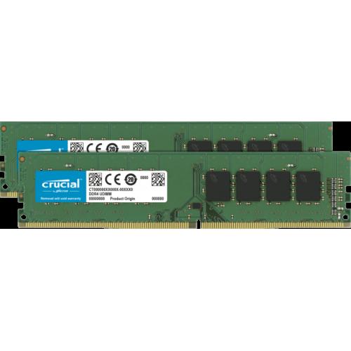 Модуль памяти Crucial 32GB (2x16) DDR4 3200MHz (CT2K16G4DFD832A)
