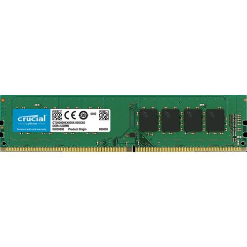 Модуль памяти Crucial 8GB DDR4 3200MHz (CT8G4DFRA32A)