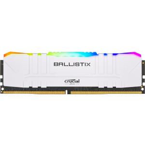Модуль памяти Crucial Ballistix RGB 8GB (1x8) DDR4 3000MHz (BL8G30C15U4WL)