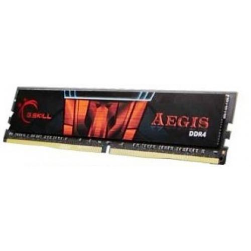 Модуль памяти G.Skill Aegis 16GB (1x16) DDR4 2666MHz (F4-2666C19S-16GIS)