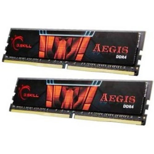 Модуль памяти G.Skill Aegis 16GB (2x8) DDR4 3000MHz (F4-3000C16D-16GISB)