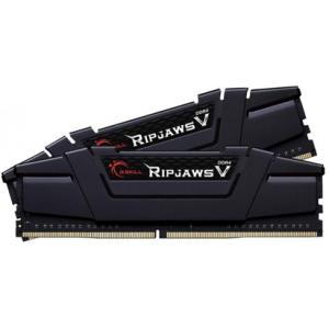 Модуль памяти G.Skill Ripjaws V 16GB (2x8) DDR4 3200MHz (F4-3200C16D-16GVKB)