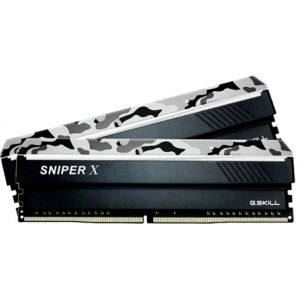 Модуль памяти G.Skill Sniper X 32GB (2x16) 3200MHz (F4-3200C16D-32GSXWB)