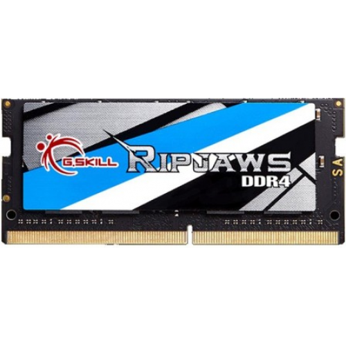 Модуль памяти G.Skill Ripjaws V SODIMM 8GB DDR4 3000MHz (F4-3000C16S-8GRS)