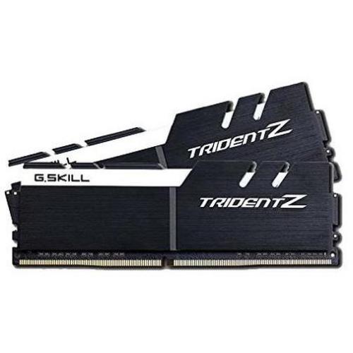 Модуль памяти G.Skill TridentZ 32GB (2x16) DDR4 3200MHz (F4-3200C16D-32GTZKW)