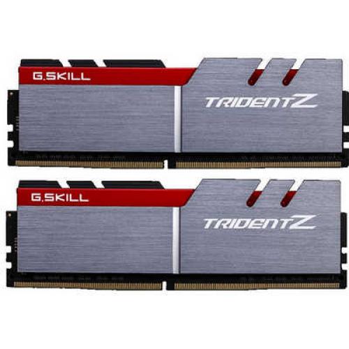 Модуль памяти G.Skill TridentZ 16GB (2x8) DDR4 3200MHz (F4-3200C15D-16GTZ)