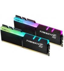 Модуль памяти G.Skill TridentZ RGB 16GB (2x8) DDR4 2400MHz (F4-2400C15D-16GTZR)