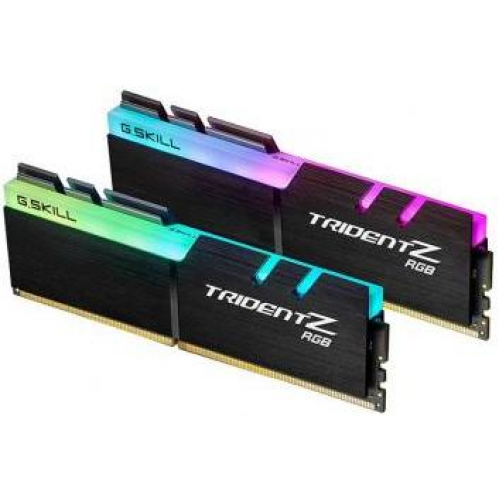Модуль памяти G.Skill TridentZ RGB (For AMD) 16GB (2x8) DDR4 3600MHz (F4-3600C18D-16GTZRX)