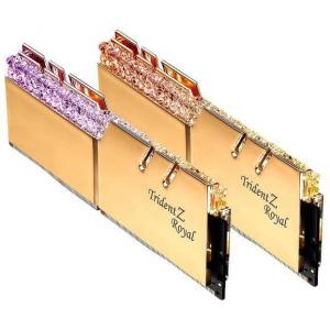 Модуль памяти G.Skill TridentZ Royal Series 32GB (2x16) 3200MHz (F4-3200C16D-32GTRG)
