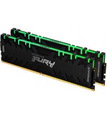 Модуль памяти Kingston HyperX Fury Renegade RGB 64Gb (2x32) DDR4 3200 MHz (KF432C16RBAK2/64)