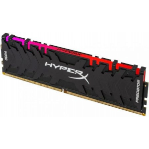 Модуль памяти Kingston HyperX Predator RGB 16Gb (1х16) DDR4 3000 MHz (HX430C15PB3A/16)