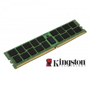 Модуль памяти Kingston 16GB DDR4 ECC Reg 2400MHz (KVR24R17D8/16)