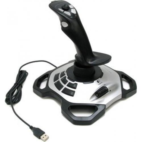 Джойстик Logitech Joystick Extreme 3D Pro (942-000031)