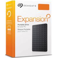 Жесткий диск Seagate Expansion 1TB USB3.0 Black (STEA1000400)