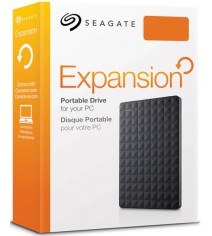 Жесткий диск Seagate Expansion 2TB USB3.0 Black (STEA2000400)