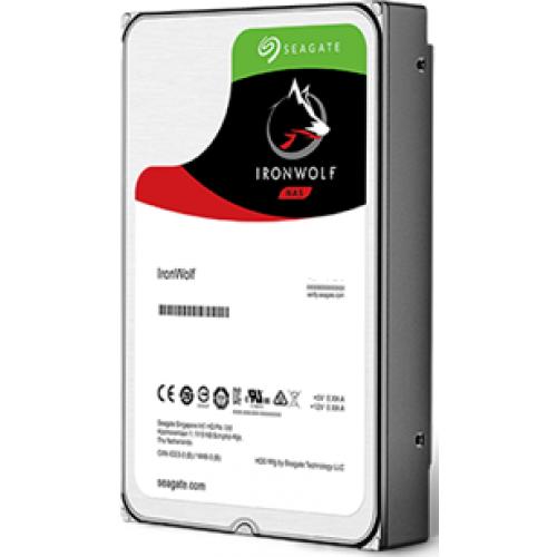 Жесткий диск Seagate IronWolf 3.5 NAS 6TB (ST6000VN001)