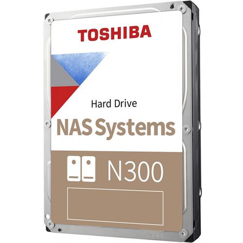 Жесткий диск Toshiba N300 6TB (HDWN160UZSVA)