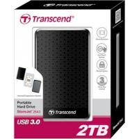 Жесткий диск Transcend StoreJet 25A3 2TB (TS2TSJ25A3K)