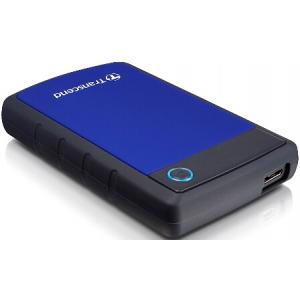 Жесткий диск Transcend StoreJet 2TB (TS2TSJ25H3B)
