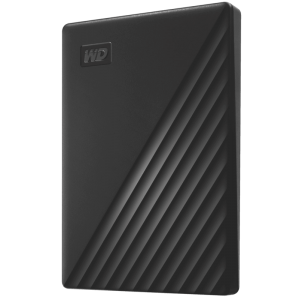 Жесткий диск Western Digital WD My Passport 1TB (WDBYVG0010BBK-WESN)