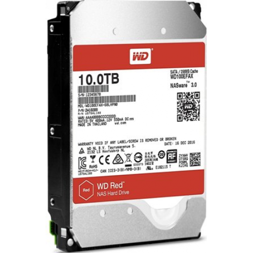 Жесткий диск WD Red WD100EFAX