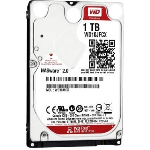 Жесткий диск Western Digital WD Red 1TB (WD10JFCX)