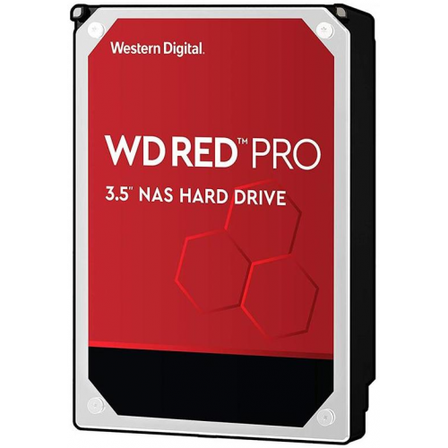 Жесткий диск Western Digital WD Red Pro 10TB (WD102KFBX)