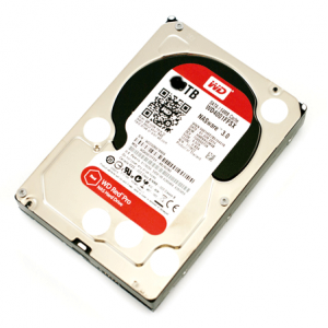 Жесткий диск Western Digital WD Red Pro 2TB (WD2002FFSX)