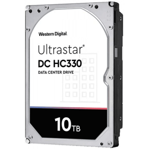 Жесткий диск Western Digital Ultrastar DC HC330 10TB (WUS721010ALE6L4/ 0B42266)
