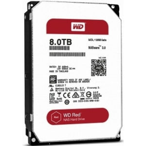 Жесткий диск Western Digital WD Red 8TB (WD80EFAX)