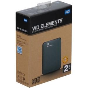 Жесткий диск WD Elements WDBU6Y0020BBK