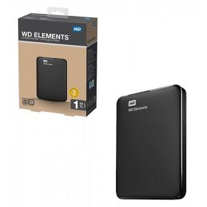 Жесткий диск WD Elements WDBUZG0010BBK