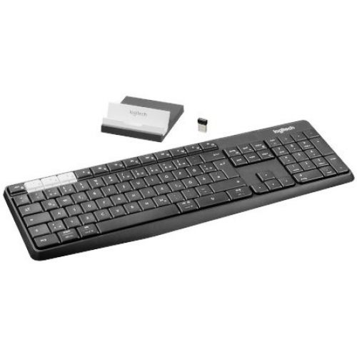 Клавиатура Logitech Wireless Keyboard K375S (920-008184)