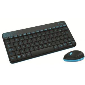 Комплект Logitech MK240 Wireless Combo Black (920-008213)