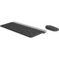 Комплект Logitech MK470 Wireless Combo Graphite (920-009206)