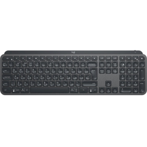 Клавиатура Logitech MX Keys Wireless Illuminated Graphite (920-009417)