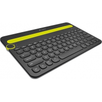 Клавиатура Logitech K480 Multi Keyboard BT Black (920-006368)