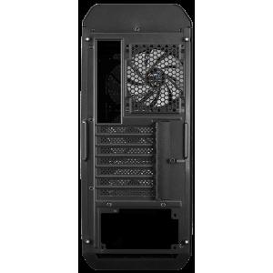 Корпус Aerocool Aero One Frost FRGB Tempered Glass Black (Frost-GBKv1)