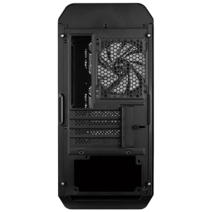 Корпус Aerocool Aero One Mini Frost FRGB Tempered Glass Black (Mini Frost-GBKv1)