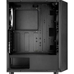Корпус Aerocool Hive FRGB V2 Black (HIVE-G-BK-V2)