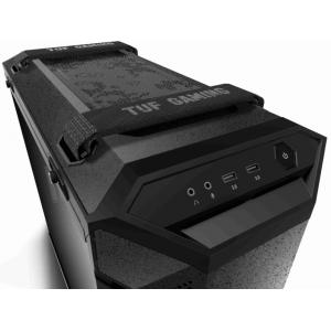 Корпус ASUS TUF Gaming GT501 Black (90DC0012-B49000)