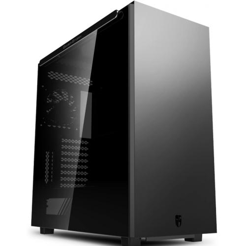 Корпус Deepcool MACUBE 550 Black (GS-ATX-MACUBE550-BKG0P)